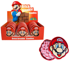 Nintendo Super Mario Brick Breakin Cherry Tin