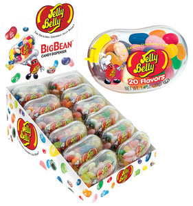 Jelly Belly Big Bean Candy Dispenser 20 flavors