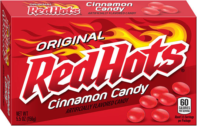 Red Hots Theater Box