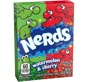 Nerds - Watermelon & Cherry