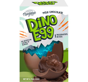Niagara Dinosaur Surprise Egg - Milk Chocolate
