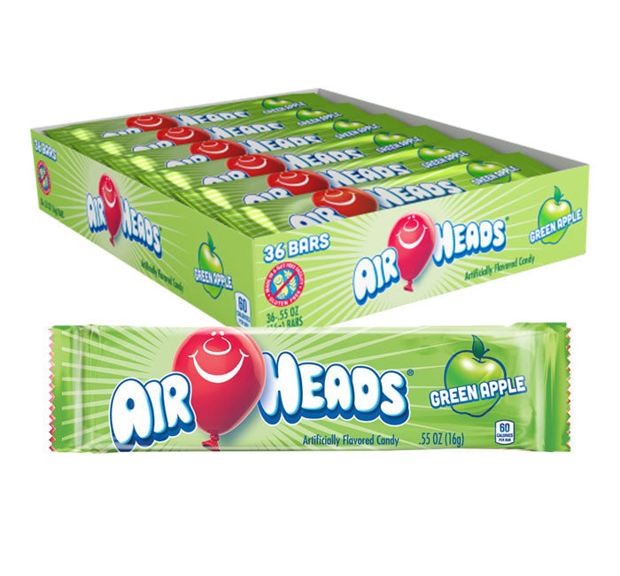 Airheads - Green Apple