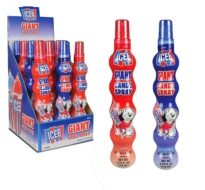 Icee Giant Spray Candy
