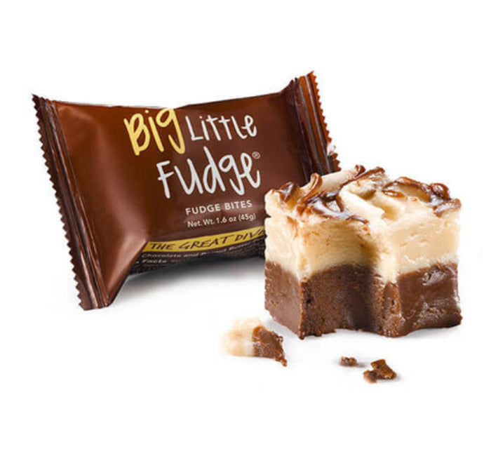 Big Little Fudge - Great Divide (Peanut Butter)
