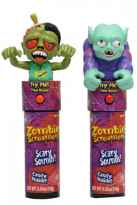 Zombie Screamers Lights, Sound, & Candy
