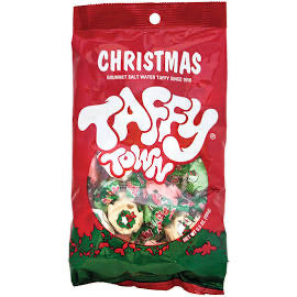 Taffy Town Salt Water Taffy Christmas Mix