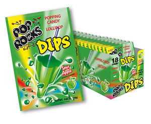Pop Rocks Dip - Sour Apple