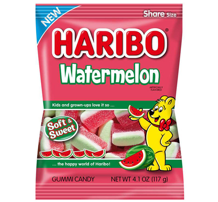 Haribo Gummy - Watermelon