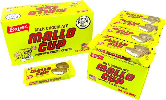 Boyer Mallo Cup - Milk