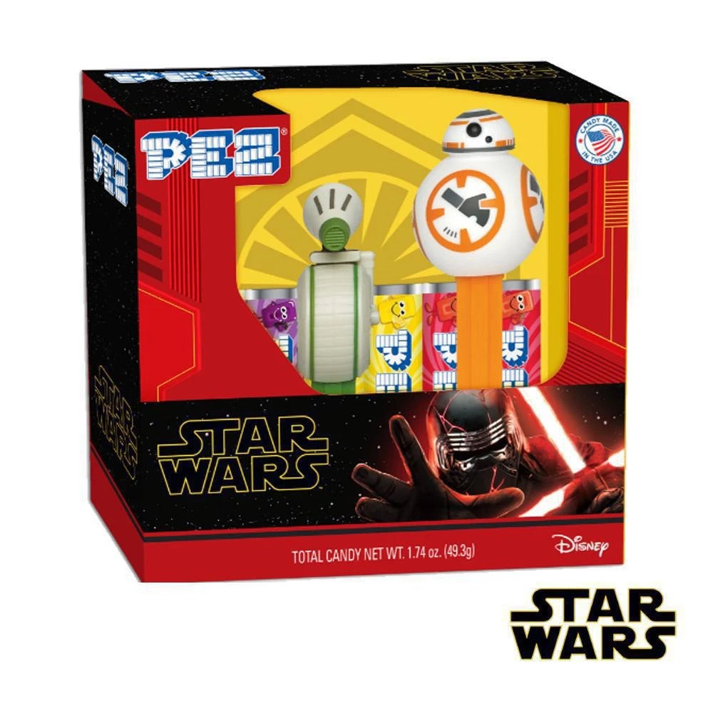 PEZ Gift Set Twin Pack - Star Wars Ep 9