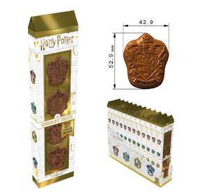 Harry Potter Chocolate Crests (4 crests per pack)