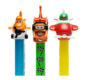 PEZ Blister Pack - Disney's Cars & Planes