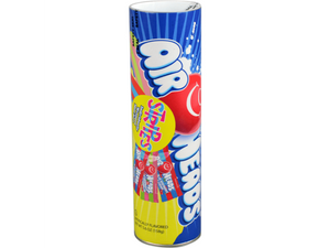 "Candy Tube Bank 9"" - Airheads Stripes"