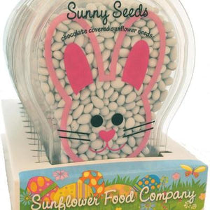 Sunny Seeds Chocolate Covered Sunflower Seeds - Easter Bunny