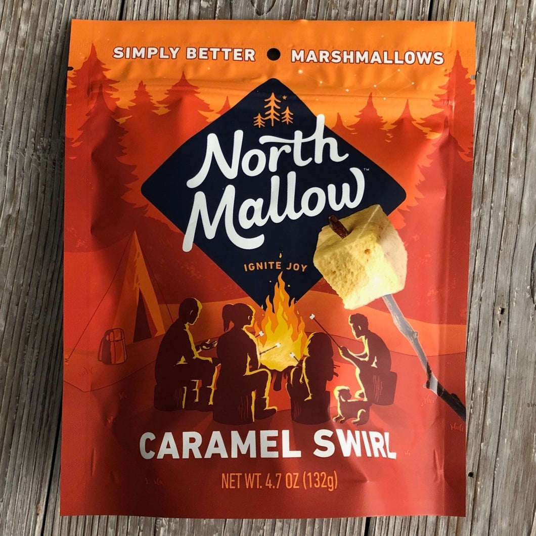 North Mallow Caramel Swirl