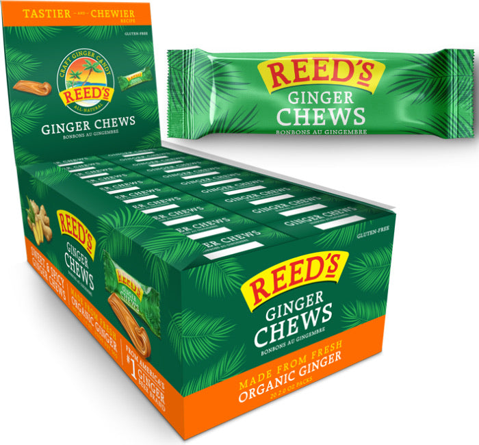 Reed's Ginger Candy Chews