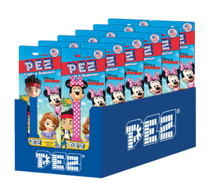 PEZ Blister Pack - Disney Jr.