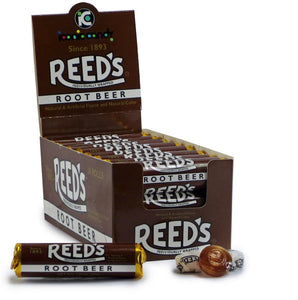 Reed's Rolls Root Beer