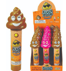 Kidsmania Flash Poop W/ Lollipop