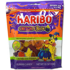 Haribo Gummy - Switches Brew Stand Up Bag