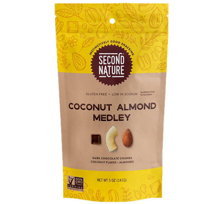 Second Nature - Coconut Almond Medley