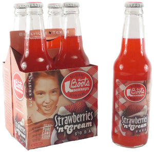 Boots Beverages - Strawberries N Cream Soda