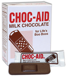 Choc-Aid (Chocolate Band Aid)
