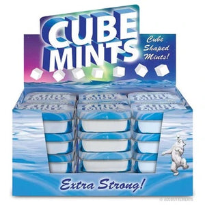 Extra Strong Cube Mints