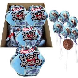 Charms Hot Chocolate Pops (Bundle of 7)