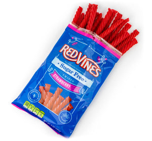 Red Vines Licorice - Red Strawberry Sugar Free