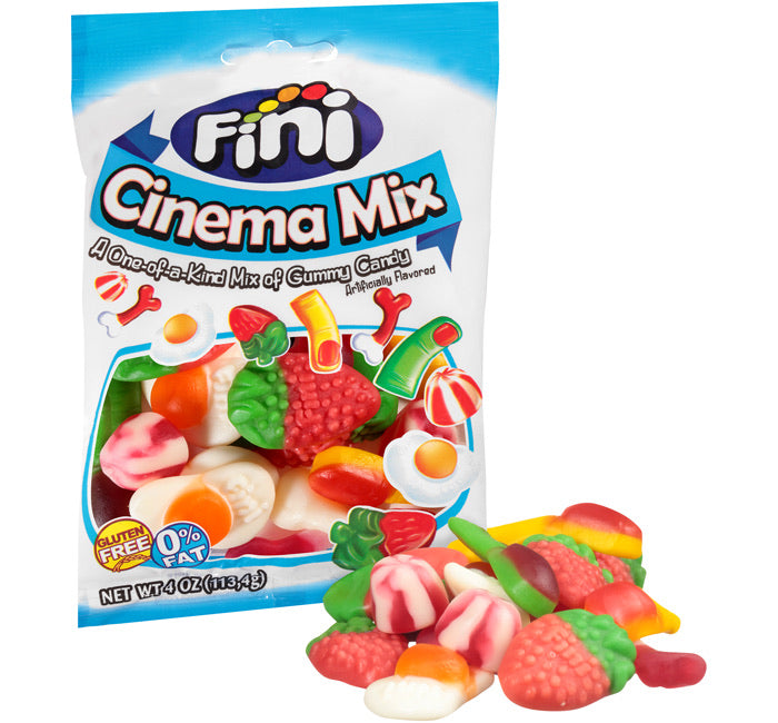 Fini Cinema Mix Gummy Candy