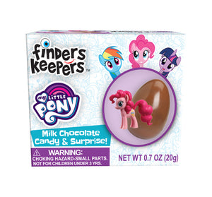 Finders Keepers Chocolate Egg W/ Toy - My Little Pony