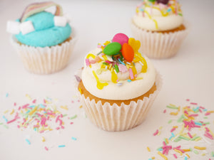 Single Flavour Cupcake Boxes