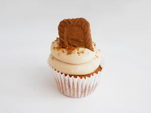Biscoff Cupcakes Box of 12