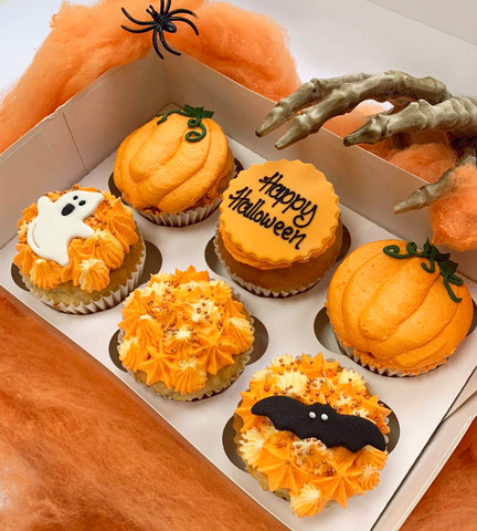 If You've Got It Haunt It - Halloween Cupcakes
