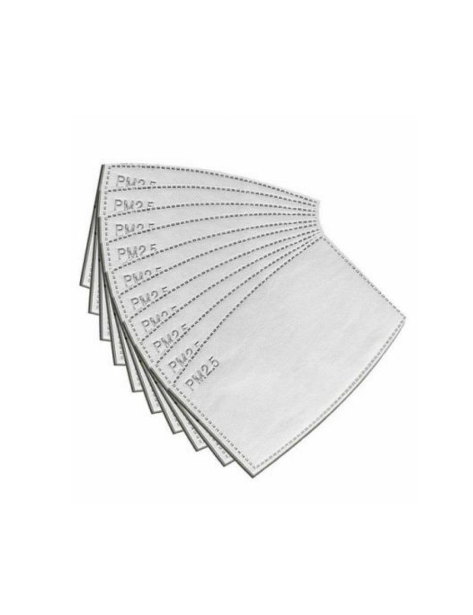 PM 2.5 Filters (100 Pack)