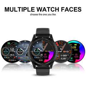 "Comet 1.3""Full Touch Screen Sport Smart Watch Heart Rate Waterproof Finess Tracker Smartwatch Men Women For Android ios"