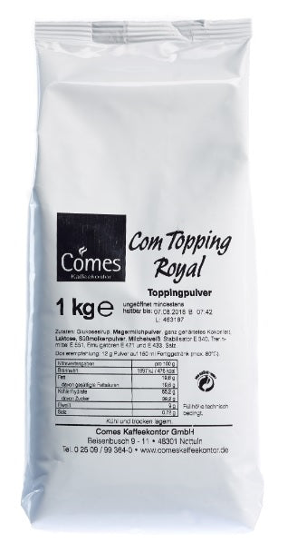 Com Topping Royal