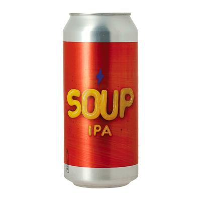 Garage Beer Co. (S) - Soup NEIPA - 6.0%/0.44 l.