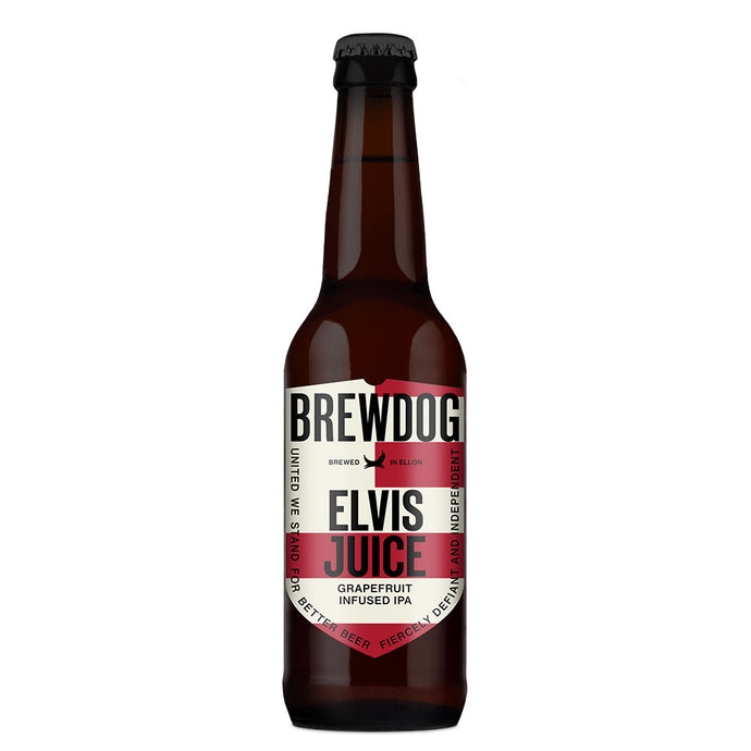 Brewdog (UK) - Elvis Juice American IPA 6.5 % - 0.33 l.