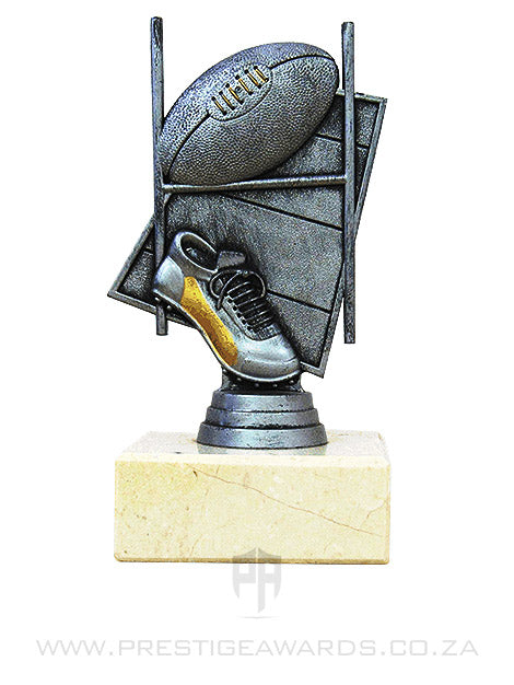 Rugby Theme Trophy