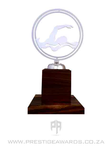 Swimming (open water) Ring Floating Trophy