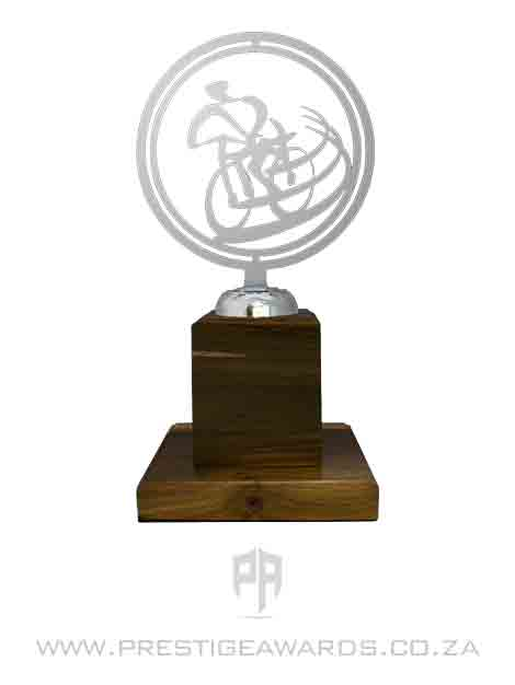 Cycling Ring Floating Trophy