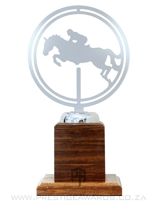 Showjumping Ring Floating Trophy