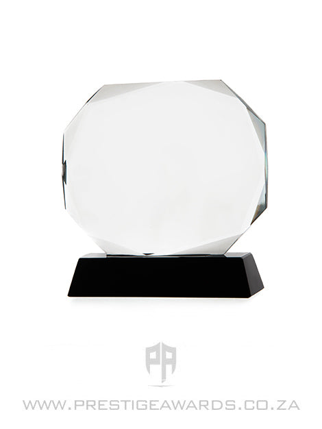Crystal Small Oval