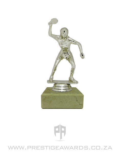 Table Tennis Male Player Trophy