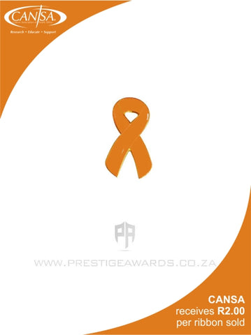 (ORANGE) Hunger Lupus Racial Tolerance Cultural Diversity Awareness ribbon