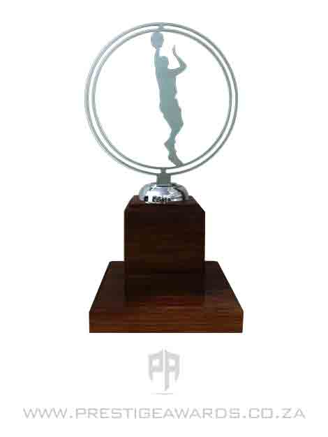 Basketball Ring Floating Trophy