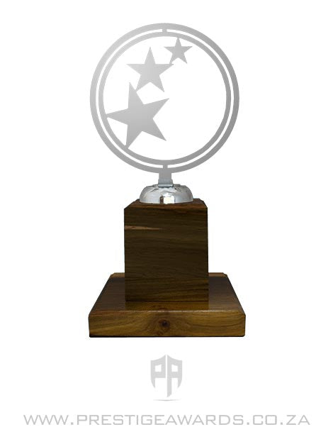 Star Ring Floating Trophy