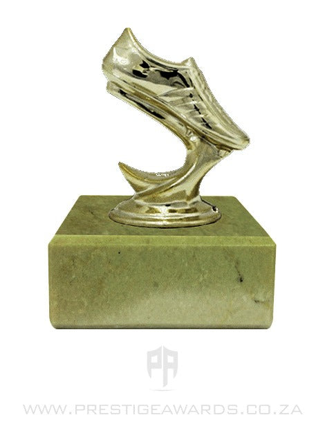 Athletics Track Shoe Miniature Award
